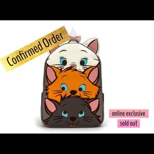 Loungefly X Disney The Aristocats Mini Backpack